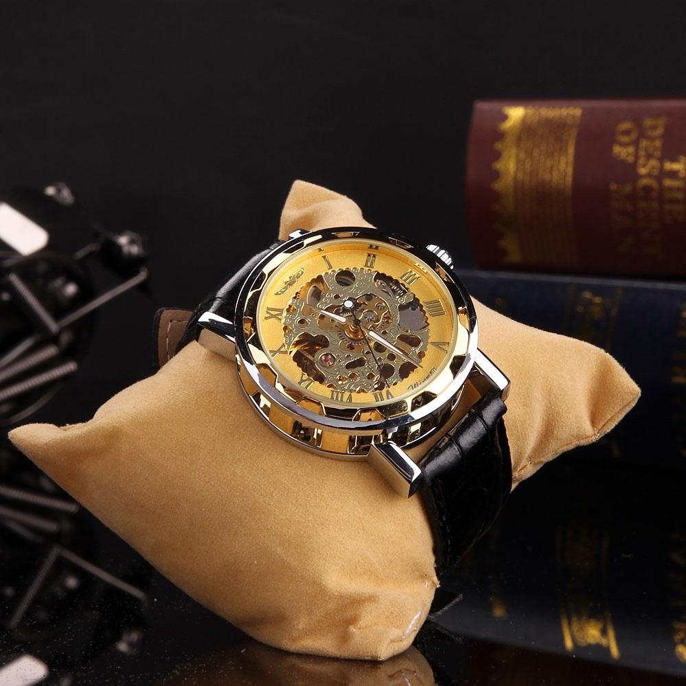 Часы skeleton winner просто пышут роскошью